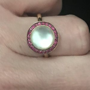 Ippolita 18k lollipop ring